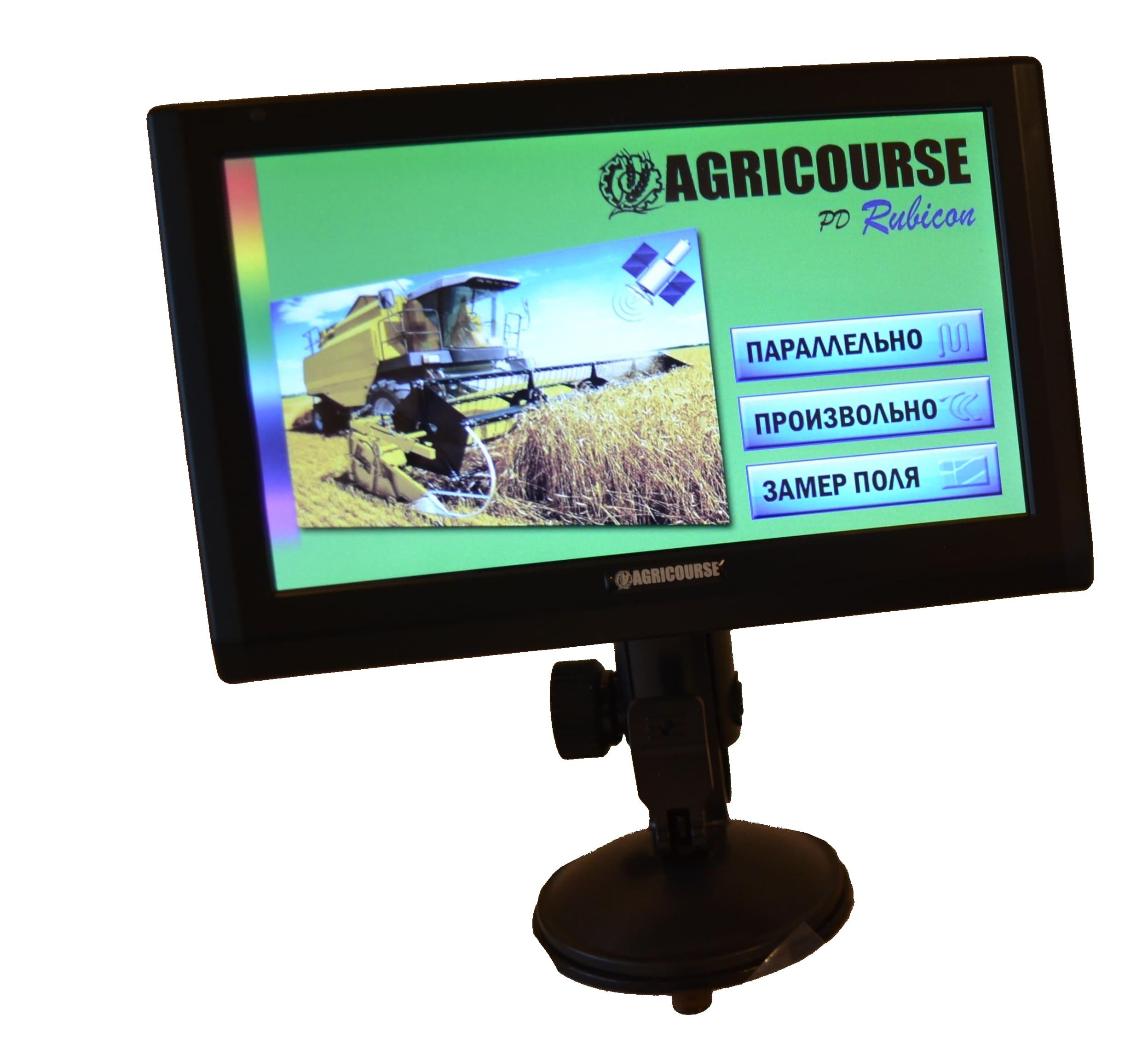 Агронавигатор для параллельного вождения, цена агронавигатора, курсоуказатель параллельного вождения, тракторный навигатор, навигатор полевой